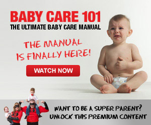Baby Care 101 - Baby Care Manual
