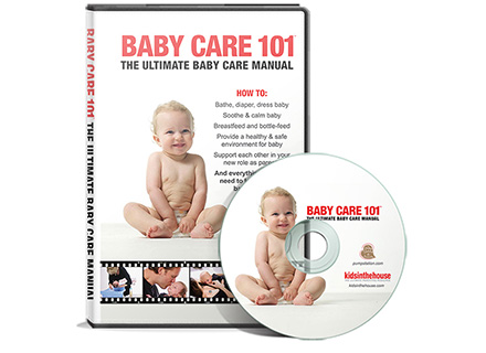 Baby care 101 DVD