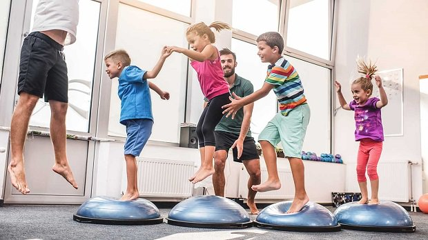 Exercise Benefit for Children's Health
