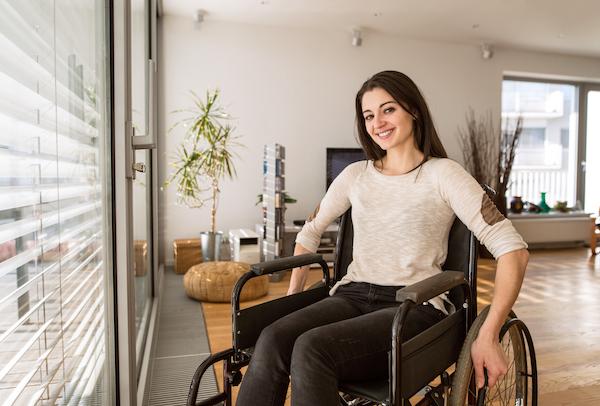 Home Wheelchair-Friendly