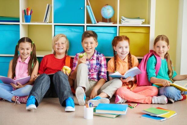 cultivate the love for school and studying in children kids in the