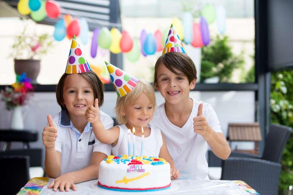 Birthday Celebration Themes