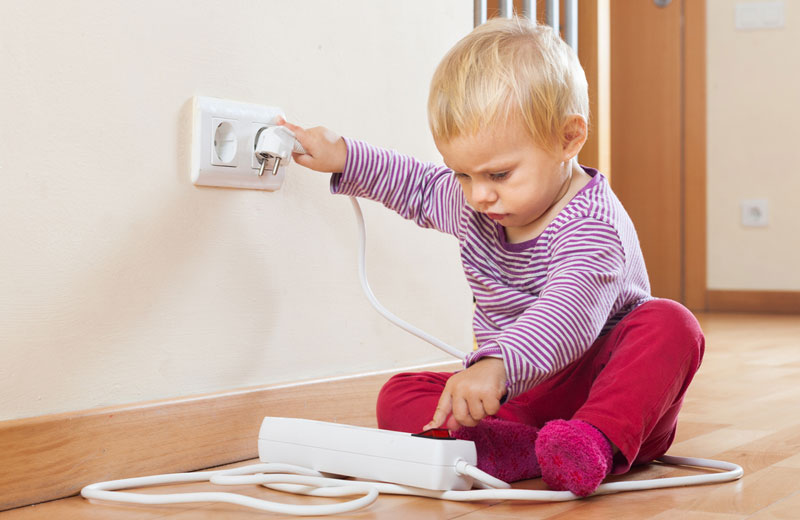 Get Up to Speed with Child Proofing Electrical Outlets | Kids in ...