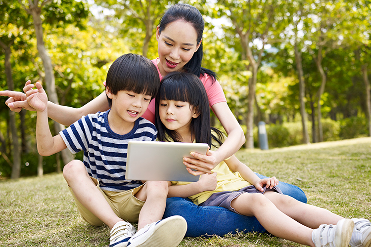Parenting in Digital Age