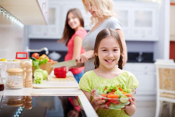 Health Conscious kitchen