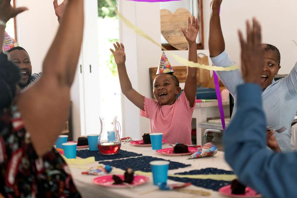 Indoor Birthday Party for Your Kid
