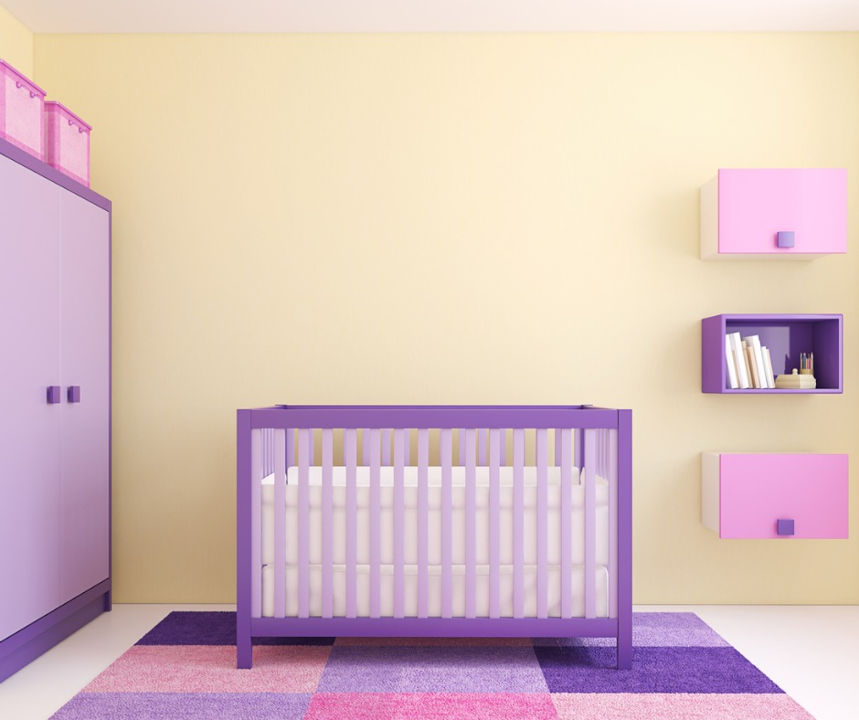 gender-neutral nursery