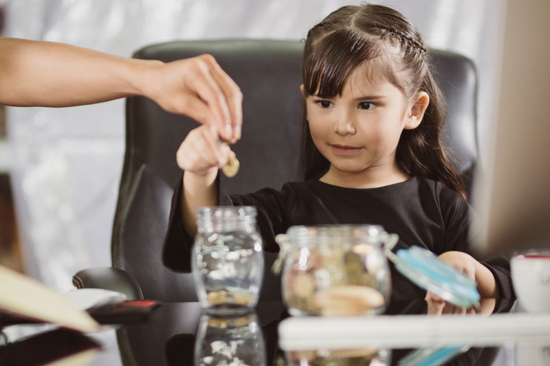 Kids Attain Financial Independence