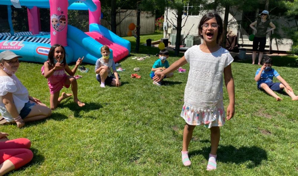Kid's Birthday Party Inclusivity