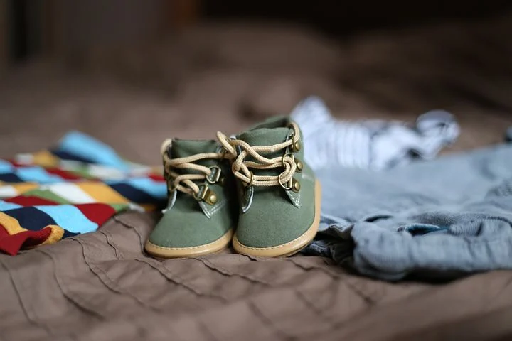 Sustainable Clothing for Babies