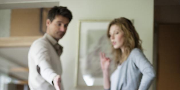 parents argue about