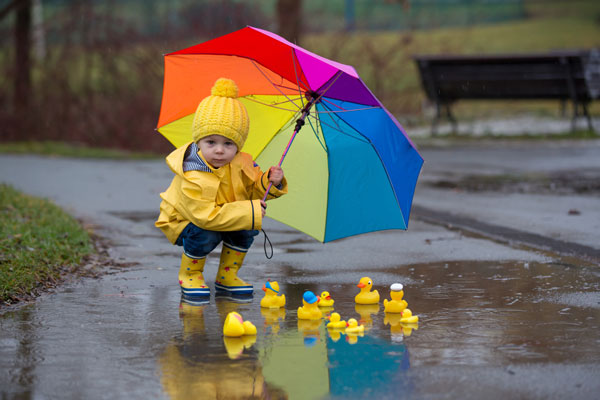 Tips to Encourage Playing outside