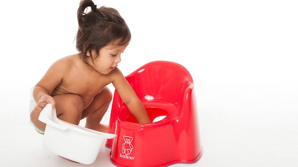 Potty-Training Dilemmas: When There Is Resistance To Pooping