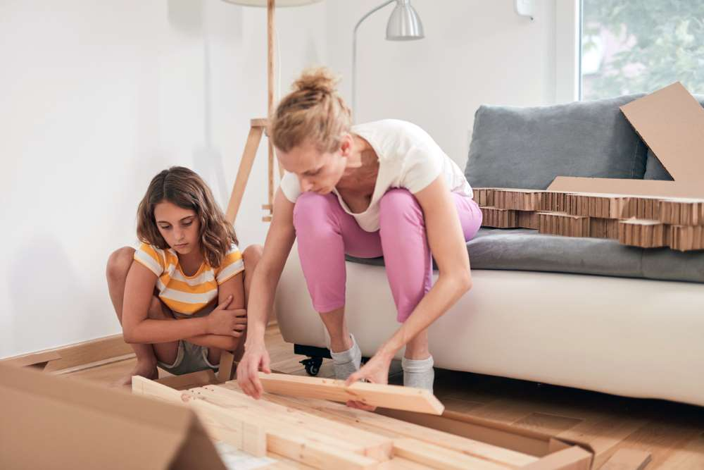 relocating with kids