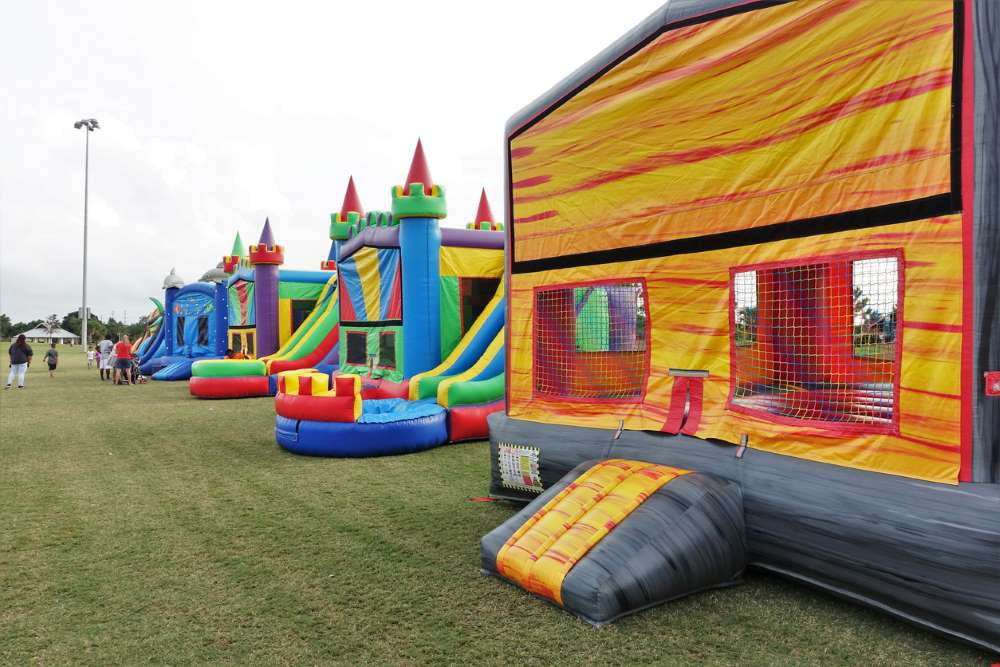 Renting a Bounce House