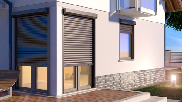Shutter Doors and windows