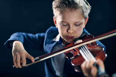 Music Instrument Affects Your Child's Brain