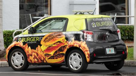 Car Promottion for Your Business