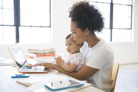 Pursue A Career While Raising Kids