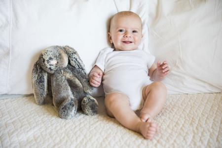 100% Cotton onesie for newborns