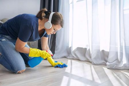 Keep a House Clean and Tidy With Kids