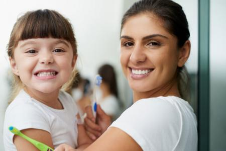 Whitening Your Child's Teeth