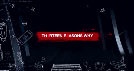13 reason why poster