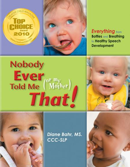 Book about Mouth Development. From high & narrow palate to buccal, cheek and tongue ties.