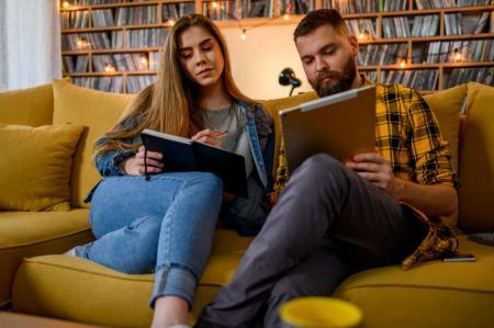 parents study