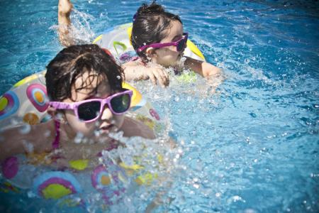 splash pool for your kids