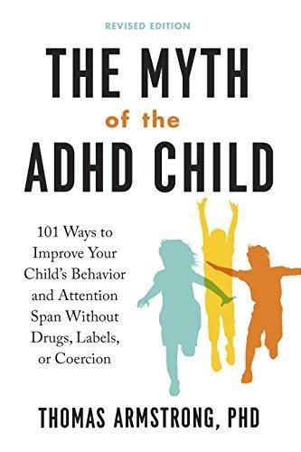 myth of adhd child book