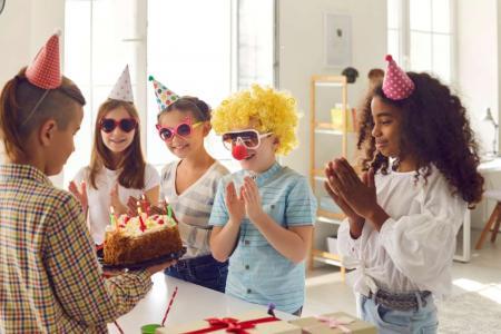 tween birthday party