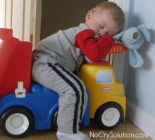 how much time do toddlers need for a nap