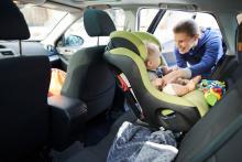 car seat  Rear-Facing