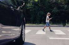 Child Safe Pedestrian Habits