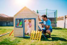 cubby house for kids