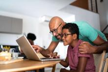 Cybersecurity Parent Child