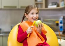 Child's Teeth Health