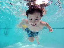 Children Safe in Swimming Pools