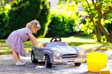 Buying a Car for kids