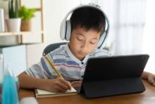 online learning kids