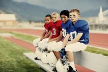 kids sports and safety gear