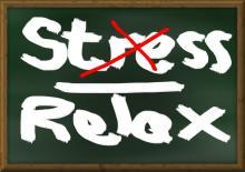 college prep stress
