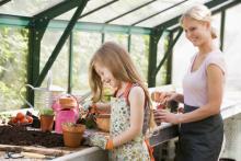 Teach Your Kids Eco-Friendliness