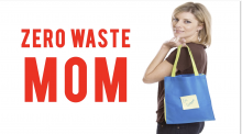 zero waste organic parenting style, bea johnson, green living, reusable, recycle