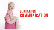 elimination communication method, parenting style, baby, potty, potty training, girl, how to parenting