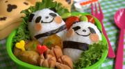 japanese food for children, bento box, homemade, fun food, school lunches