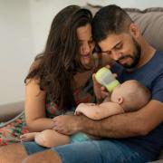 bottle or breast feeding