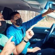 Conscientious teen Driver