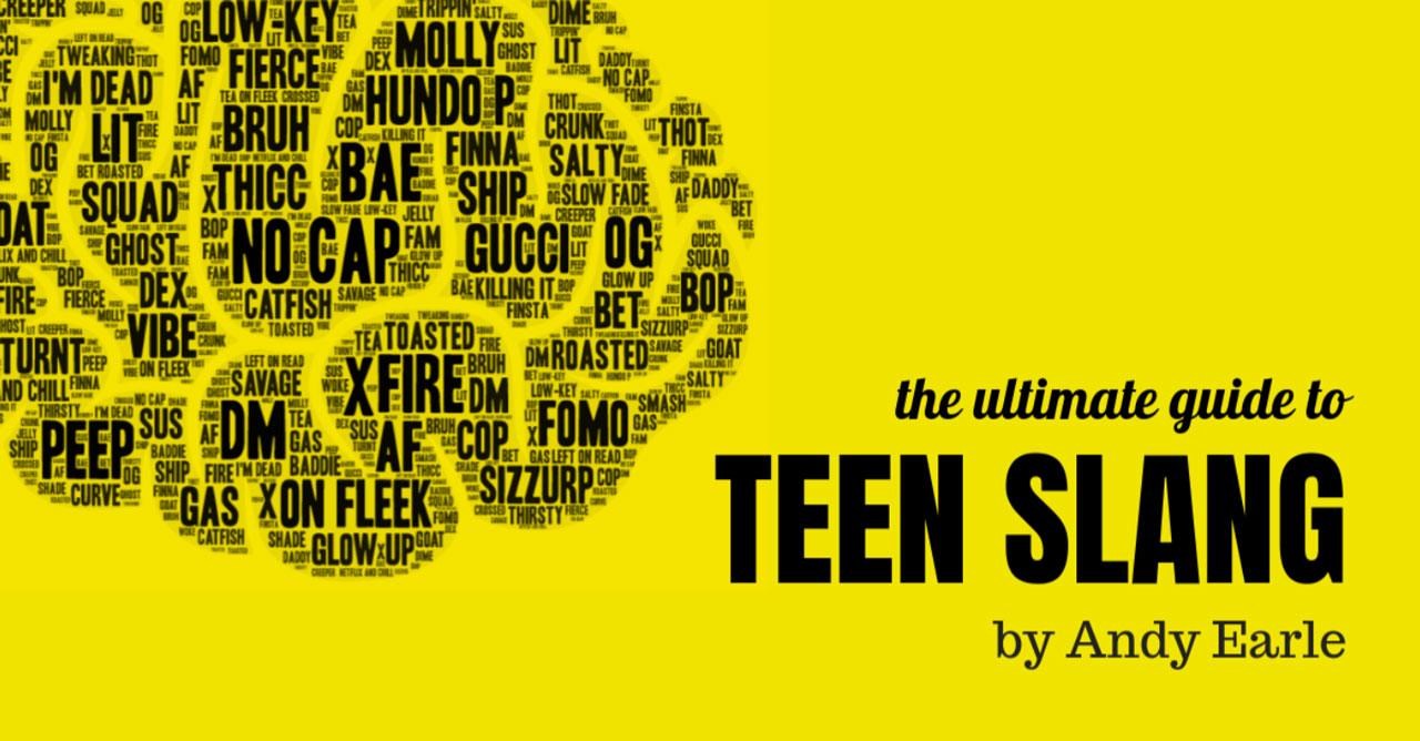 teen slang parenting guide